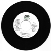 SALE ITEM - Paul Elliott - Seek Jah Blessing / Smoke Dub Version (Jah Scout) 7""